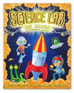 Science Lab An Alien Activity Book (Packed With Press-out Models and Weird Experiments)