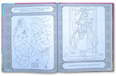 Disney Princess My Mega Book of Fun Over 50 Stickers (Stories, Colouring, and Activities)