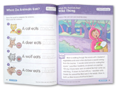 Evan Moor Smart Start STEM First Grade Activity Book