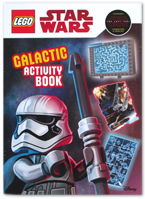 Lego Star Wars : Galactic Activity Book (contains Star Wars Characters & Vehicles)