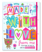 Made With Love From Me Book (Everything You Need to Send the Perfect Gift)