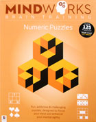 Mindworks BrainTraining Numeric Puzzles ( Over 125 Puzzle )