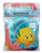 Disney Baby Spalsh Bath Book