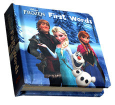 First Words - Disney Frozen Board Book