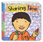 Sharing Time Board Book
