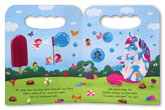 Una the Unicorn Carry Handle Stories Board Books