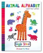 Giggle School - Animal Alphabet Learn Your Letters
