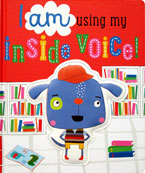 I am Using My Inside Voice Board Book (SALE!!)