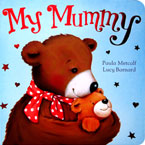 (SALE!!) My Mummy Board Book