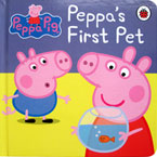 Peppa Pig Peppa's First Pet Board Book