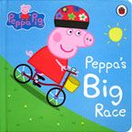 Peppa Pig Peppa's Big Race Board Book