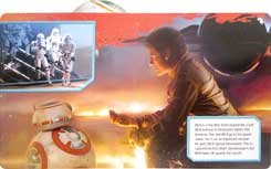 Star Wars Rolling with BB-8! (from the new film Star Wars