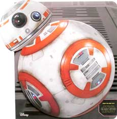 "Star Wars Rolling with BB-8! (from the new film Star Wars ""The Force Awakens"")"