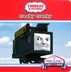 Creaky Cranky - Thomas & Friends Board Book