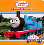Edward the Hero - Thomas & Friends Board Book