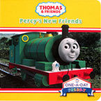 Percy's New Friends - Thomas & Friends Board Book