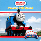 Thomas' Tall Friend - Thomas & Friends Board Book