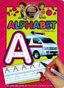 Alphabet My First Wipe Clean Board Book (Uppercase)