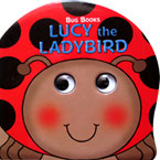 Lucy the Ladybird Moving Eyes Board Book