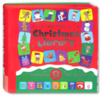 My First Christmas Library Includes 9 Mini Board Books (SALE!!)