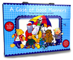 A Case of Good Manners Box Set - fun ways to learn good manners and habits! (includes 12 fun-filled board books)