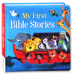 My First Bible Stories Board Book