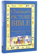 Children's Picture Bible Old & New Testament Stories Retold
