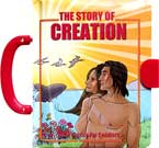 The Story of Creation Board Book with Handle
