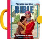 Parables of the Bible Board Book with Handle