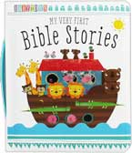Babytown My Very First Bible Stories Board Book