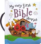 My Very First Bible Stories Board Book