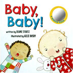 Baby, Baby! Board Book with a mirror