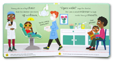 Big Steps - We're Going to the Dentist Board Book (With Tips for Parents and carers)