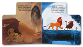 Disney The Lion King Board Book With Story, Wind-Up Toy & Play-Track