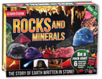 Rocks and Minerals Activity Station Box Set