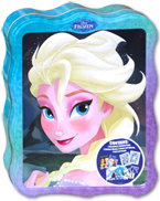 Happier Tins - Disney Frozen