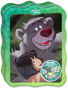 Happier Tins - Disney The Jungle Book