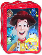 Happier Tins - Disney Pixar