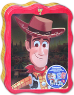 Happier Tins - Disney Pixar Toy Story 4