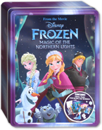 Happy Tins - Disney Frozen (Magic of the Northern Lights)