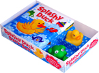 Splashy Duck Bath Set (Includes a Storybook and 2 Bath Toys)