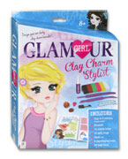 Glamour Girl Clay Charm Stylist Box Set