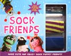 Sock Friends Activity Box Set (Make Cute and Crazy Sock Puppet Friends!)