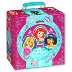 Disney Princess - Craft Book & Bead Box