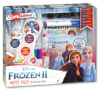 INKredibles Disney Frozen II Mess Free Activity Kit