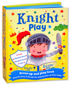 Knight Play Box Set - Dress-up and Play Book