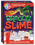 Make Your Own Dragon Slime (Age 8+)