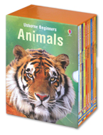 Usborne Beginners Animals Box Set