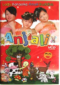 Lagu Karaoke Anak Buddhis Anjali (VCD Karaoke)(Buddhist Kidz Collection)