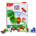 My Busy Book The World of Eric Carle includes a Storybook, 12 Toy Figurines and a Giant Playmat